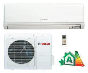 Ar Condicionado Split Bosch Eco-Logic Inverter 12000 BTUs Quente e Frio 220Volts