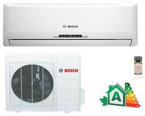 Ar Condicionado Split Bosch Comfort 9000 BTUs Frio 220 Volts