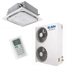 Condicionador De Ar Cassete ELgin