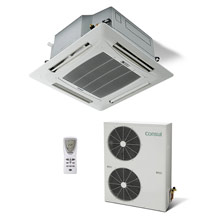 Ar Condicionado Consul Split Cassete 24000 BTUS Quente e Frio