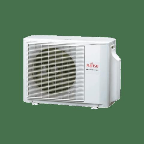 Condensadora Ar Condicionado Split Cassete Inverter Fujitsu 23000 Btus Quente e Frio  220v AUBA24LBL | AOBA24LALL