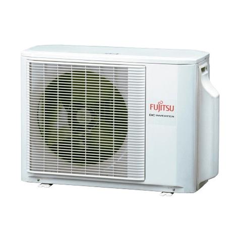 Condensadora Ar Condicionado Split Piso Teto Fujitsu Inverter 23000 Btus Quente e Frio 220v ABBF24LAT | AOBA24LALL