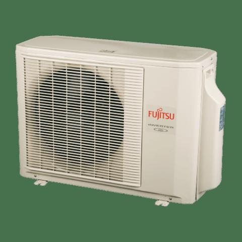 Condensadora Ar Condicionado Split Cassete Inverter Fujitsu 18000 Btus Quente e Frio  220v AUBF18LAL | AOBA18LALL