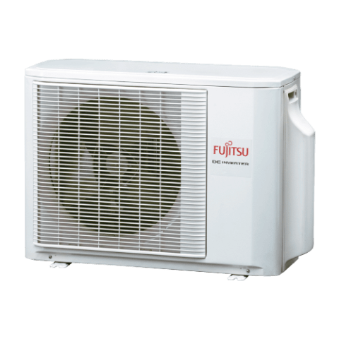 Condensadora Ar Condicionado Split Hi Wall Inverter Fujitsu 24000 Btus Frio 220v ASBA24JMCA | AOBR24JMLA