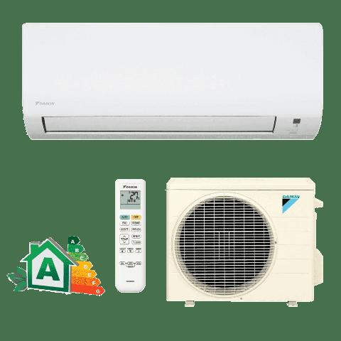 Ar Condicionado Split Hi-Wall Inverter Daikin 12000 Btus Quente e Frio Advance 220v FTX12N5VL | RX12N5VL