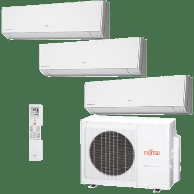 Conjunto-Ar-Condicionado-Tri-Split-Fujitsu-Inverter