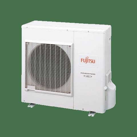 Condensadora Ar Condicionado Split Hi Wall Inverter Fujitsu 27000 Btus Frio  220v ASBA30JFC | AOBR30JFT