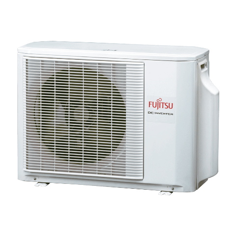 Condensadora Ar Condicionado Split Hi Wall Inverter Fujitsu 9000 Btus Frio  220v  ASBG09JMCA-BR |  AOBG09JMCA