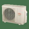 Foto Pequena Condensadora Ar Condicionado Split Cassete Inverter Fujitsu 18000 Btus Quente e Frio  220v AUBF18LAL | AOBA18LALL