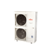 Foto Pequena Condensadora Ar Condicionado Split Piso Teto Inverter Fujitsu 48000 Btus Quente e Frio 380v Trifásico ABBG54LRTA | AOBG54LATV