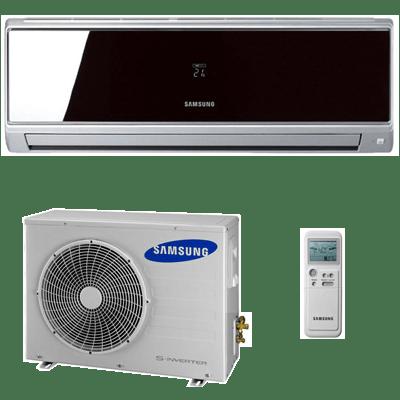 2720e37bb Ar Condicionado Split High Wall Inverter Samsung Vivace 9000 Btus Quente e  Frio 220v