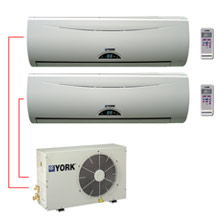 Ar Condicionado York Bi Split High Wall