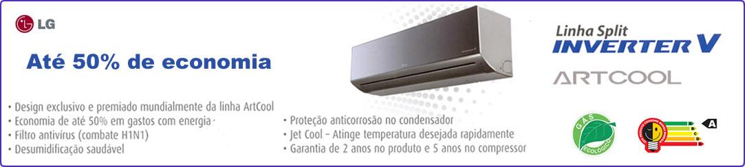 Ar Condicionado Art Cool Libero LG- Ar Condicionado Preto LG - Ar Condicionado Espelhado LG - Ar Condicionado Espelho - Ar Condicionado Cromado LG - Ar Condicionado Black LG
