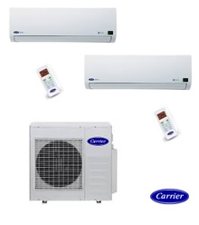 multi split inverter Carrier