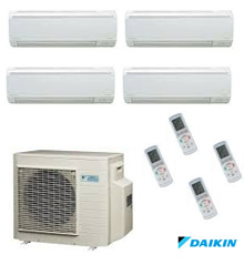 Quadri Split Inverter Daikin