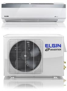 Ar Condicionado Elgin Split Inverter Elgin - Gás Ecológico R410A - Lançamento