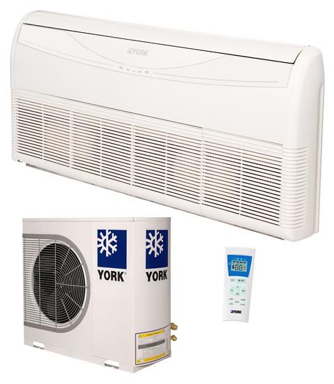 Ar Condicionado Piso Teto York