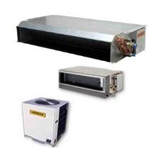 Ar Condicionado Hitachi Split Dutado 18000 BTUS Frio