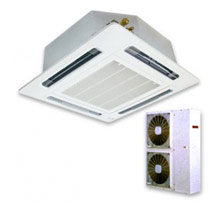 Ar Condicionado Hitachi Split Cassete 24000 BTUS Frio