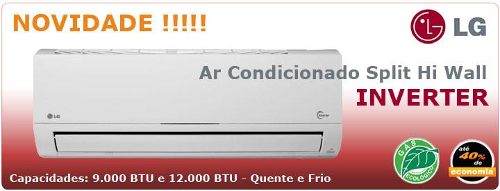 Ar Condicionado Split LG Inverter