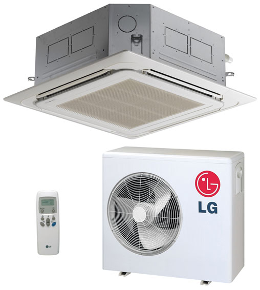 Ar Condicionado Cassete LG 30000 BTU