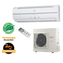 Ar Condicionado Split Hi Wall Fujitsu Inverter - Gás Ecológico R410A
