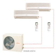 Ar Condicionado Multi Split Fujitsu (GÁS R22)