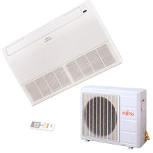 Ar Condicionado Fujitsu - Split Piso Teto Fujitsu (Gás R22)