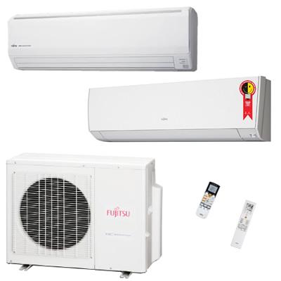 18000 + 7000 BTU - Condensadora 24000 BTUS - Quente e Frio