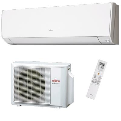 Ar Condicionado  Inverter Wall Fujitsu Split Wall 9000 BTU Frio com sensor de presença 220v