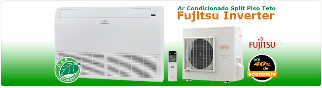Ar Condicionado Split Piso Teto Inverter