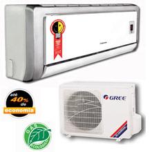 Ar Condicionado Gree Split Inverter 9000 BTU Quente e Frio