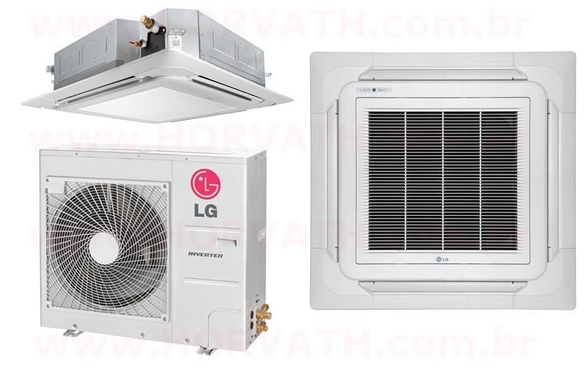 Ar Condicionado Cassete Inverter LG