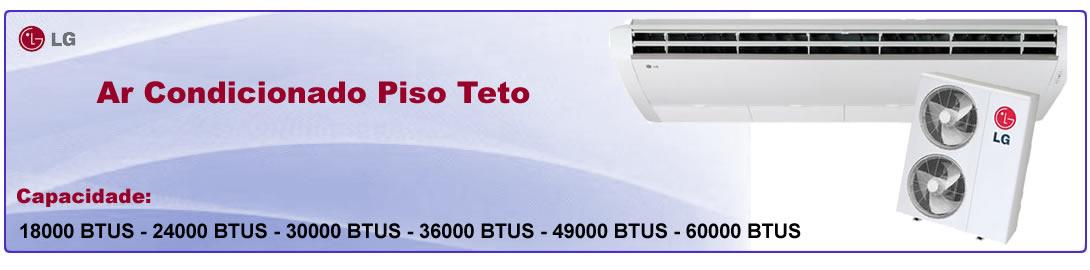 Ar Condicionado Split Piso Teto 36000 Btus LG