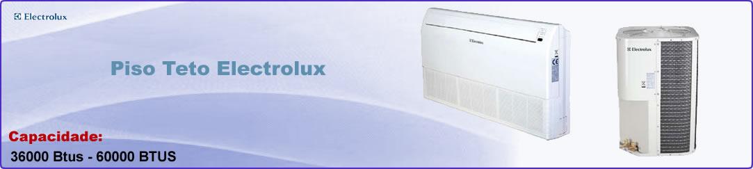 Ar Condicionado Split Piso Teto Electrolux