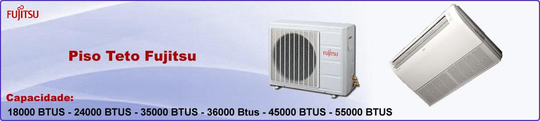 Fujitsu Ar Condicionado Split Piso Teto Fujitsu