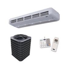 Ar Condicionado Split Piso Teto Carrier Modernitá - Condensadora Vertical 38C