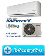 Ar Condicionado LG Libero E + 9.000 Btus Frio
