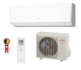 Ar Condicionado Fujitsu com sensor de presença